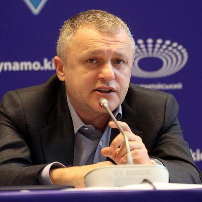 Суркис заявил о готовности продать ФК «Динамо»