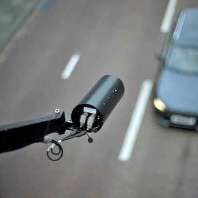 Под Киевом водитель 35 раз нарушил скоростной режим за неделю