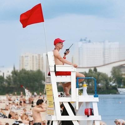 На 11 пляжах столицы снова нашли кишечную палочку: купаться там не рекомендуют