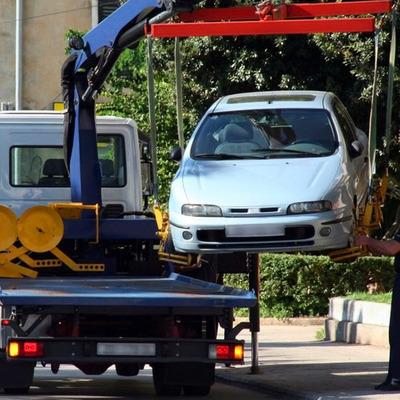 В июле нарушители правил парковки оплатили в бюджет Киева 1,5 млн грн