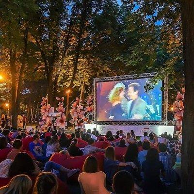 В парке Шевченко бесплатно покажут лучшие украинские фильмы: расписание