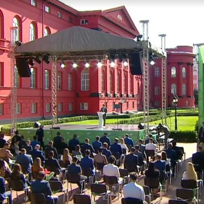 Выборы в Киевраду: