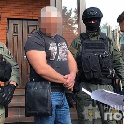В Киеве разоблачили преступную группу, которая пыталась завладеть жилым комплексом