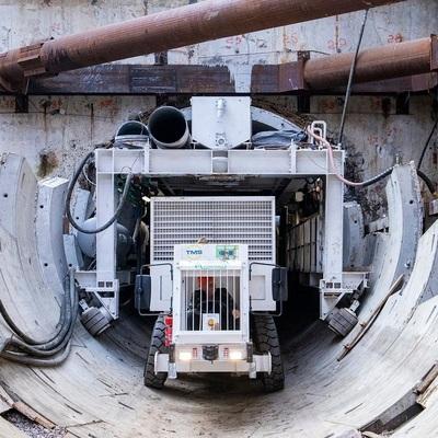 Метро на Виноградарь: рабочие проложили 60 метров тоннеля