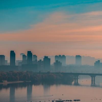 Уровень загрязнения воздуха в Киеве снова превышает норму