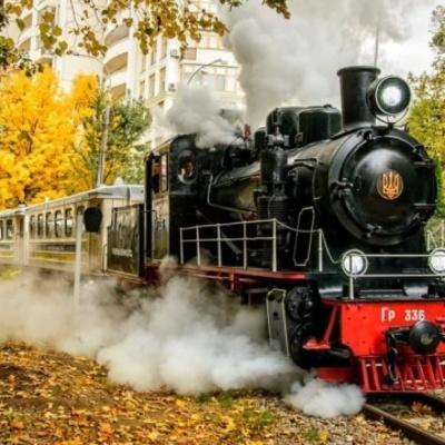 В музей детской железной дороги в Киеве можно будет попасть бесплатно