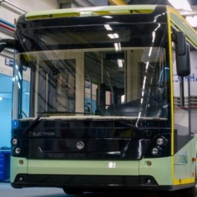 В Киеве запланировали постепенное внедрение электробусов