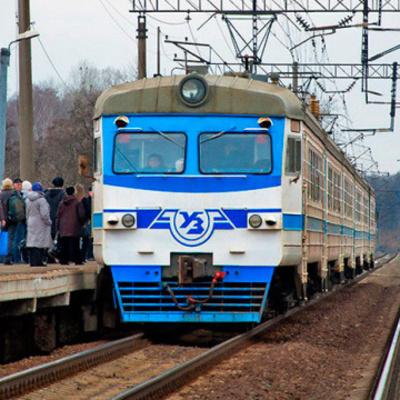 В Киеве добавили рейсы городской электрички в вечерние часы пик
