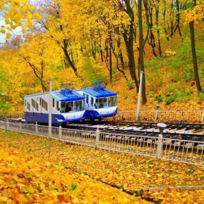 Нынешняя осень в Киеве стала самой теплой за 140 лет наблюдений