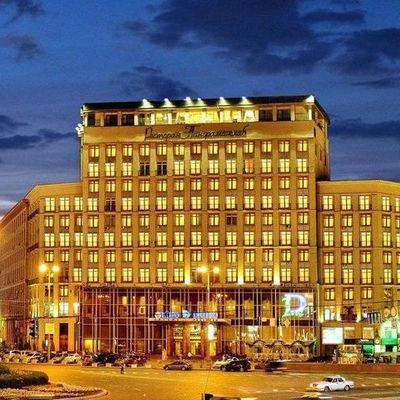 Киевский отель «Дніпро» регистрирует торговую марку Dnipro Casino