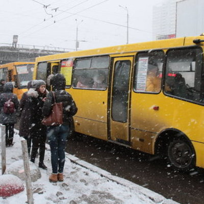 Проезд в маршрутках Киева может подорожать до 15 гривен