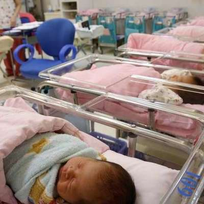 Стало известно, сколько в Киеве родилось детей в первый день нового года